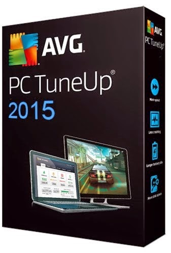 AVG PC Tuneup 2015 With Keys