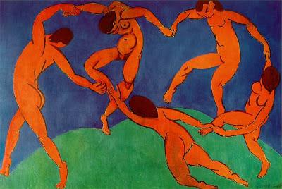 Henri Matisse, La Danse, 1910