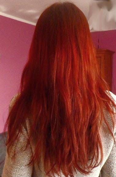 Niedziela dla włosów 24 | nafta kosmetyczna