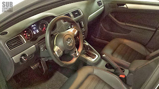2014 VW Jetta GLI Autobahn interior