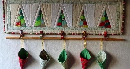 profi patchwork und quilten schnelle n hideen f r weihnachten. Black Bedroom Furniture Sets. Home Design Ideas