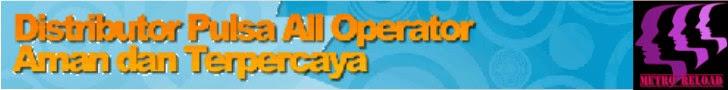 CV. Multi Payment Nusantara - Metro Reload Pulsa