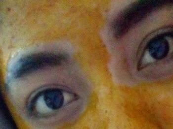 Turmeric Mask.