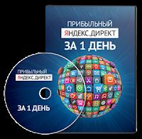 """Спиряев. Видеокурс """"Прибыльный Яндекс Директ за 1 день."""