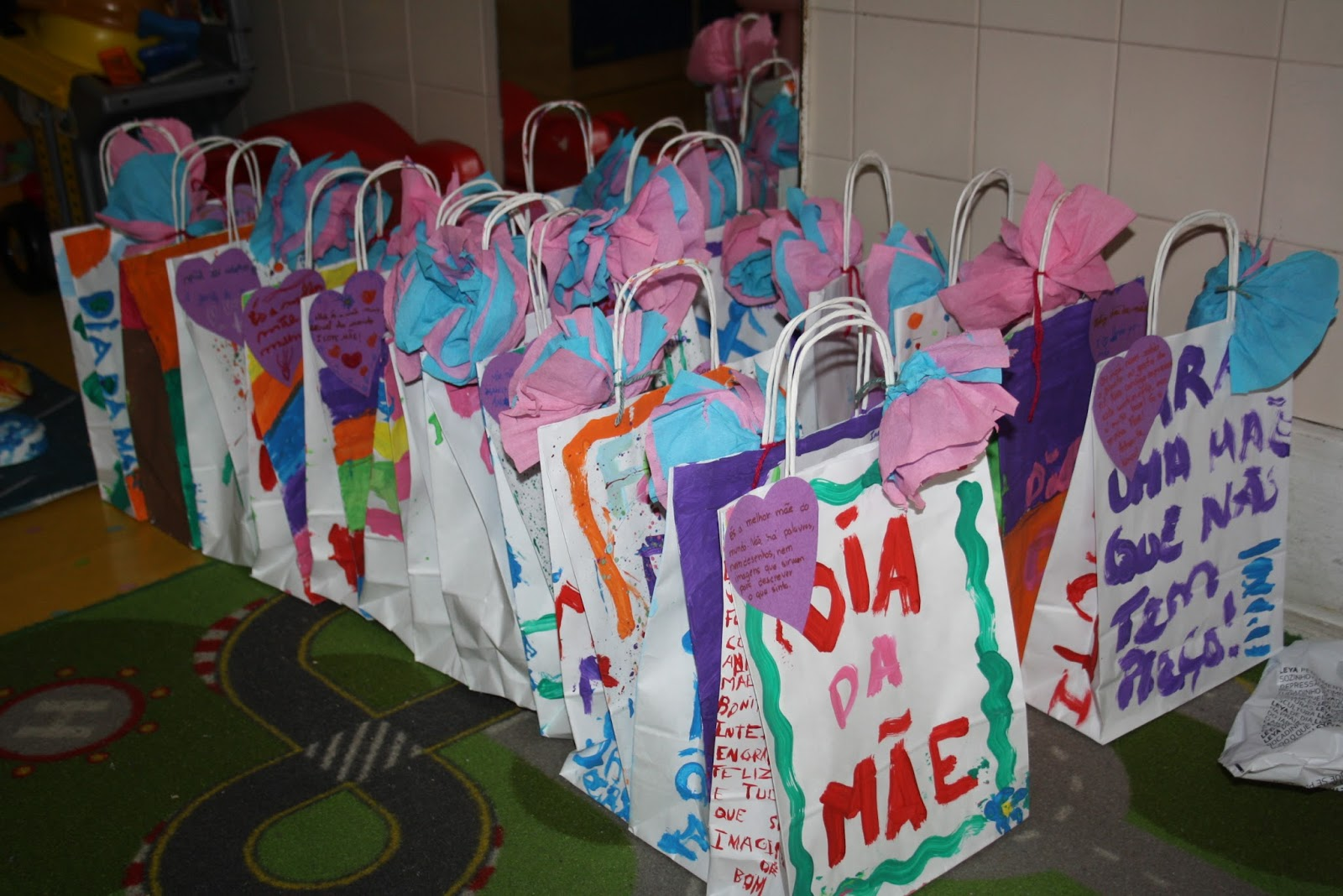 Sala de Estudo Dia da mãe  Uma grande festa