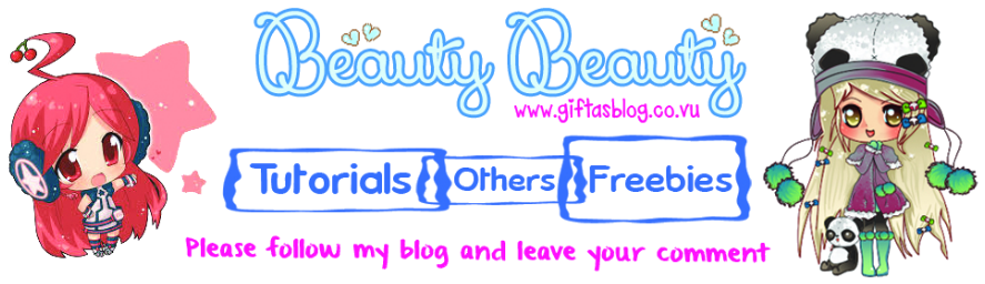 Beauty Beauty - Gifta's Blog