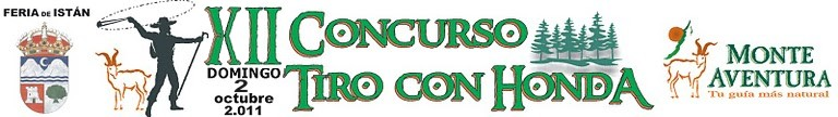 CONCURSO TIRO CON HONDA FERIA DE ISTÁN