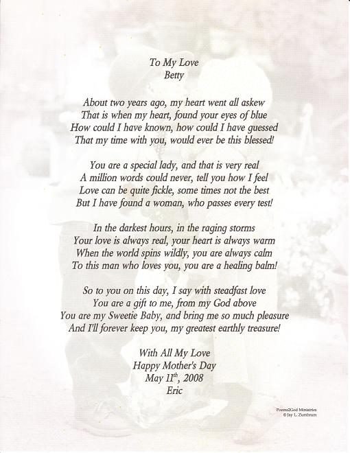 short mothers day poems. mothers day quotes and poems.