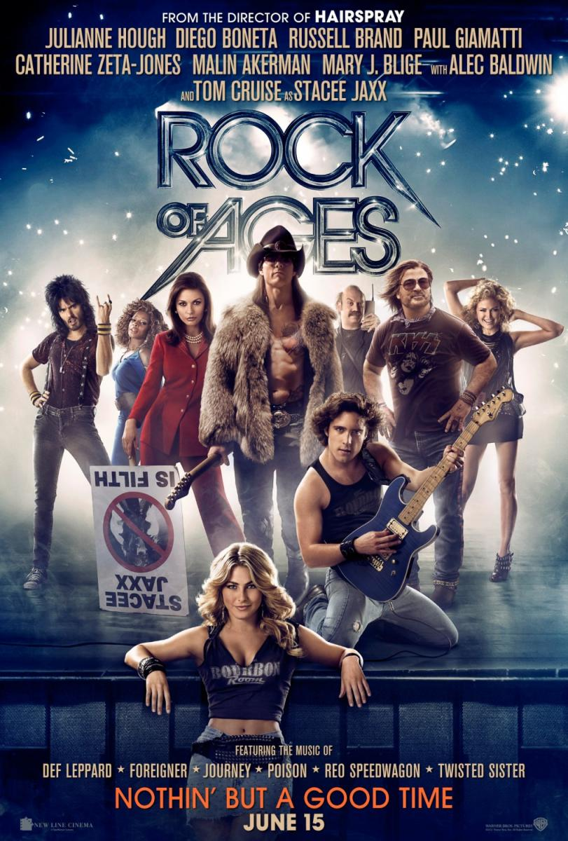 Rock of Ages (La era del rock) DVDRIP LATINO