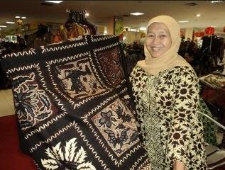 Batik Manado dan Penjelasannya - Batik Indonesia