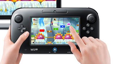 Pantalla Táctil del Wii U