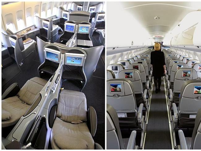 Pesawat Penerbangan Paling Keren dan Mewah