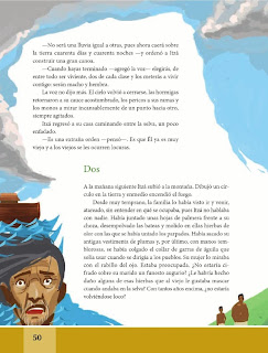 Apoyo Primaria Español Lecturas 6to Grado No era el único Noé