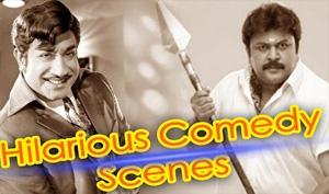 Sivaji Ganesan & Prabhu Ganesan Hilarious Comedy Scenes