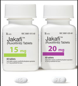 ruxolitinib for intermediate 2 primary myelofibrosis Ruxolitinib (jakavi ®, jakafi ®) is an orally administered inhibitor of janus kinases (jak) 1 and 2 used in the management of patients with myelofibrosis clinical trials with ruxolitinib, notably the phase iii comfort-i and -ii studies and their extensions, have demonstrated marked and durable.