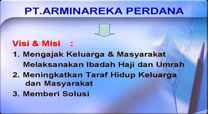 Visi Arminareka Perdana