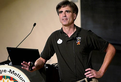 image of Randy Pausch