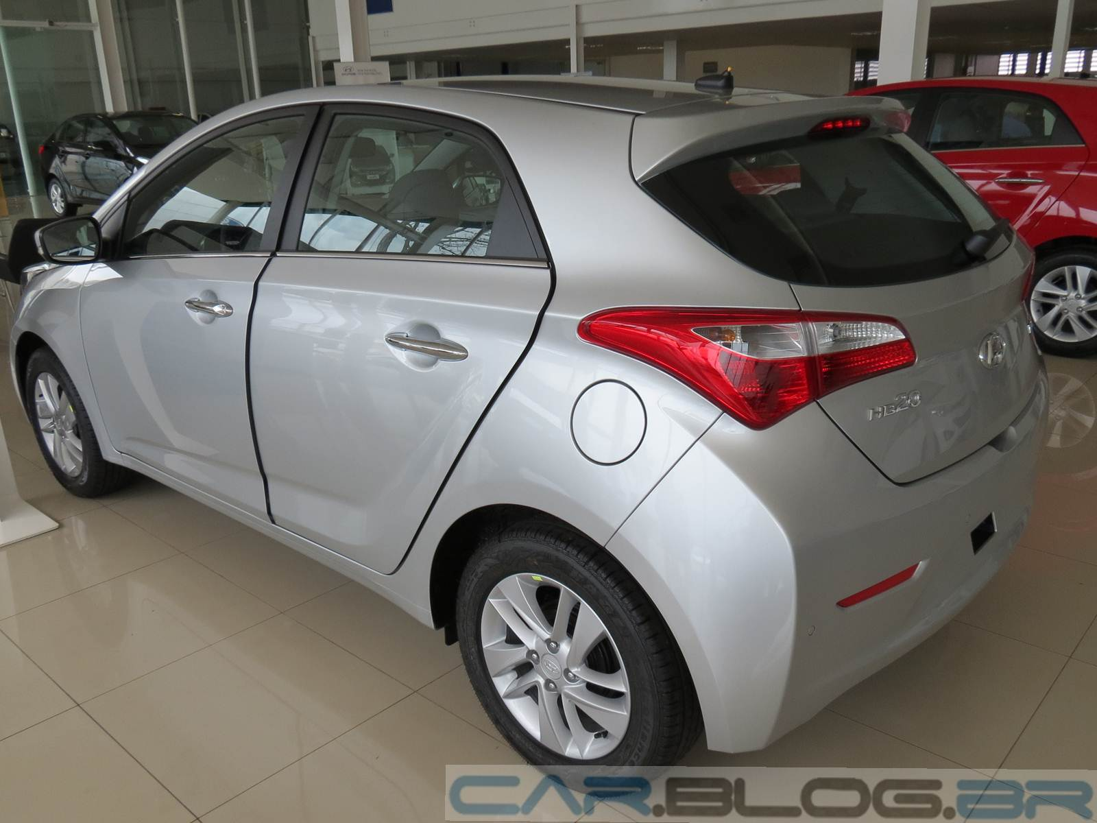 carro Hyundai HB20 2014