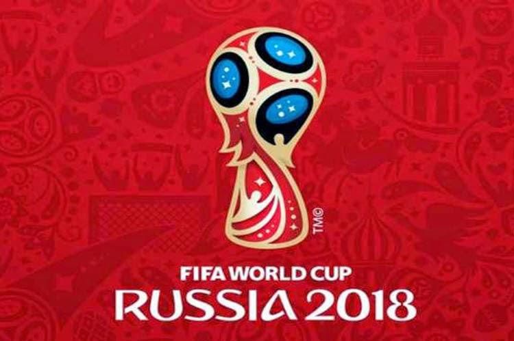 FIFA revela o logo da Copa do Mundo na Rússia 2018