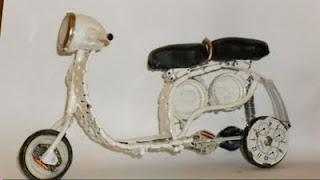 Lambretta Miniatura