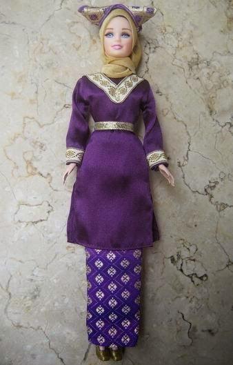 Download boneka barbie muslim untuk anak