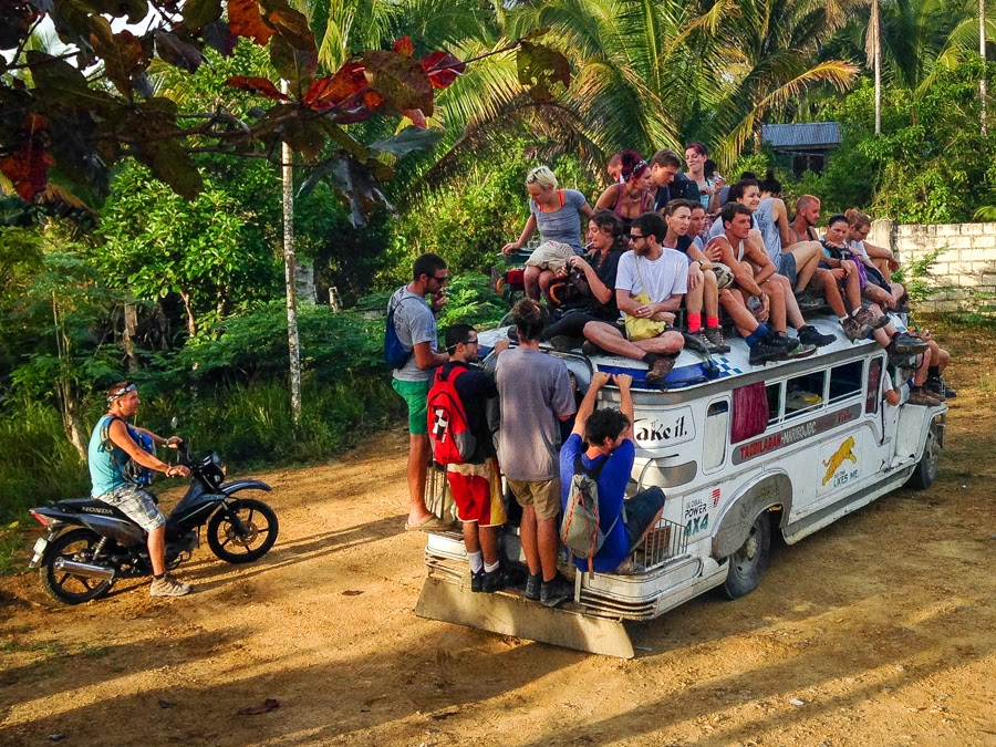 Jeepnies in the Philippines
