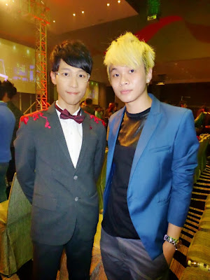 Gan Jiang Han 顏江翰 & Ray Tan 陳學沿 (raytansy)