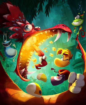 #15 Rayman Wallpaper