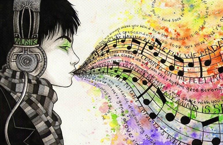 La música aumenta la creatividad
