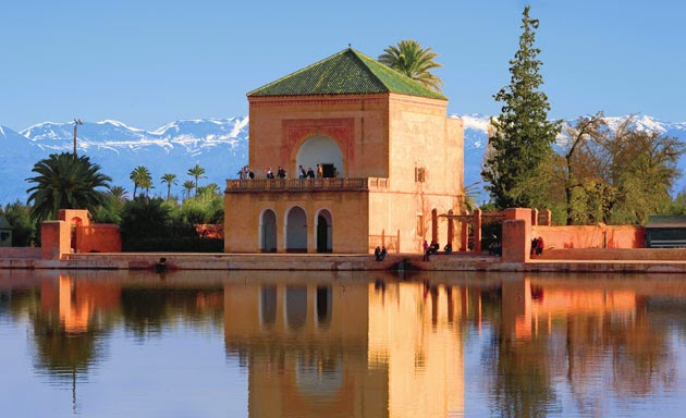 Marrakesh, a Moroccan tourist destination to be explored