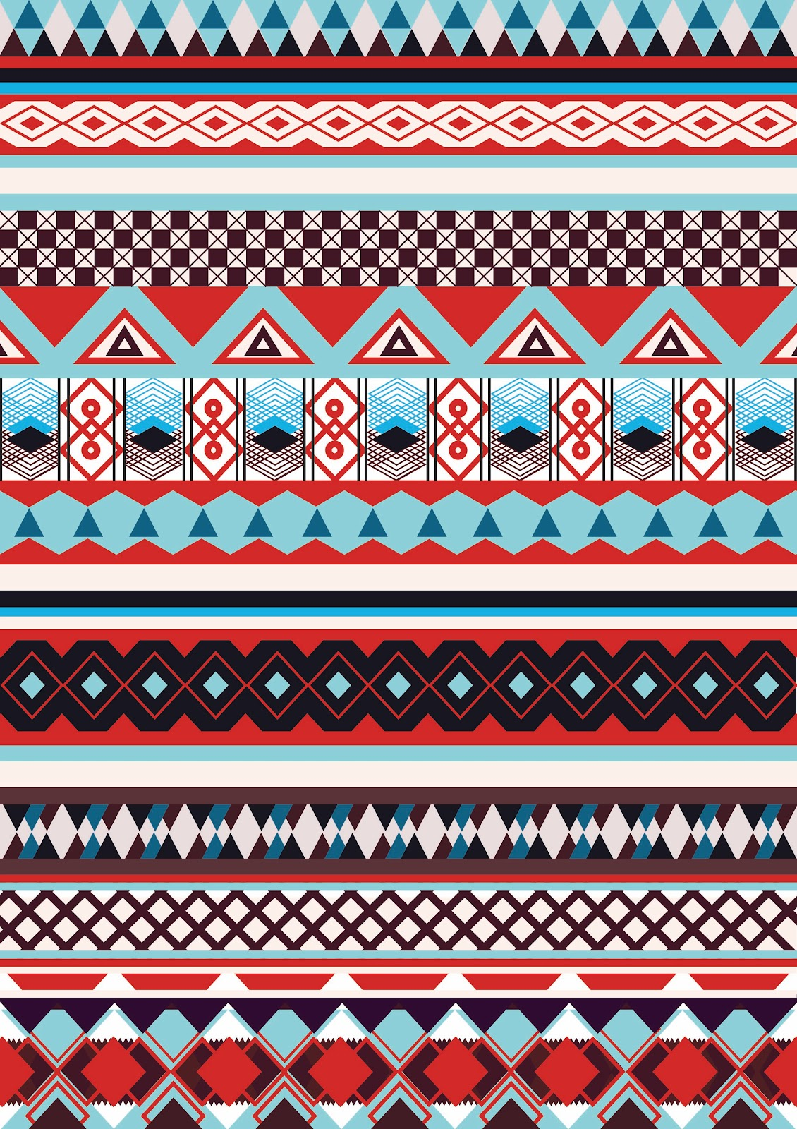 Tribal Print Background For Twitter | www.imgkid.com - The ...