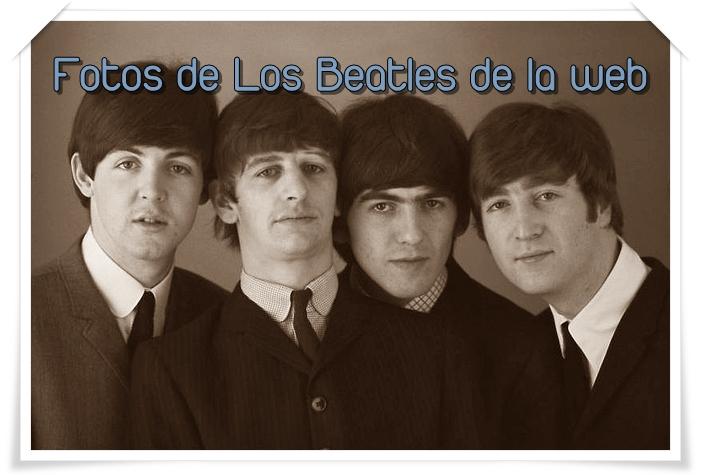 Fotografías de Los Beatles