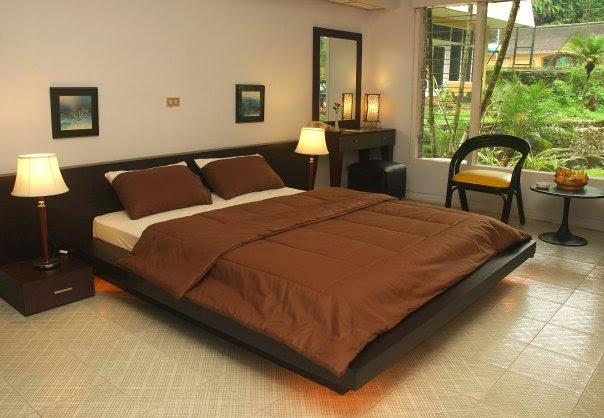 Desain kamar tidur hotel 6
