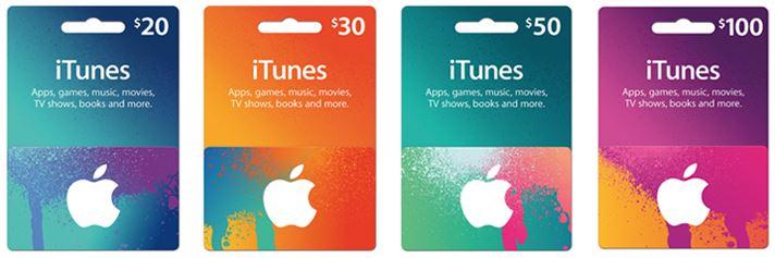Cara Mendapatkan iTunes Gift Card (IGC) AppStore