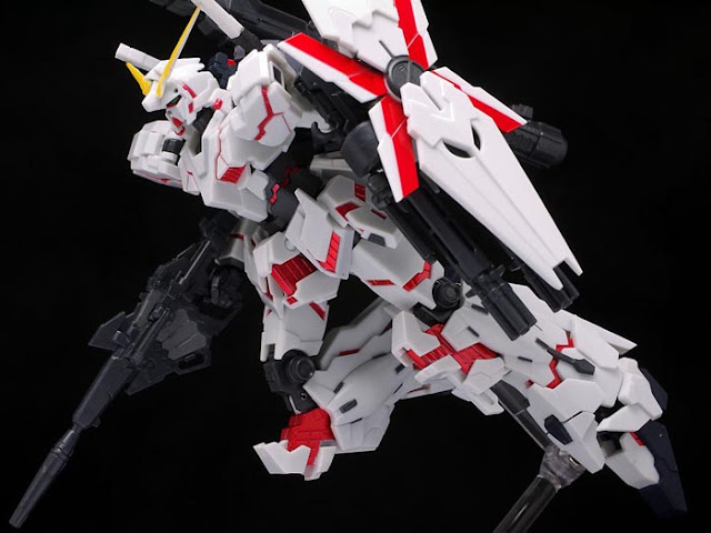 Robot Damashii (Side MS) Unicorn Gundam
