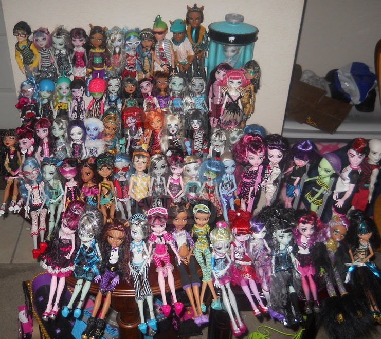What Are Monster High Dolls