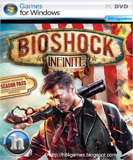 BioShock Infinite 2013 PC Games Full ISO