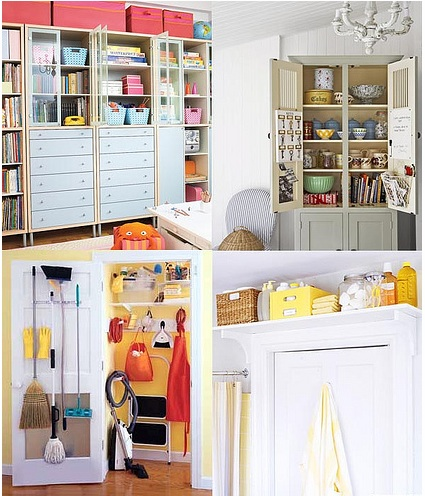 Hiving out 52 weeks to an organized home Organizing home