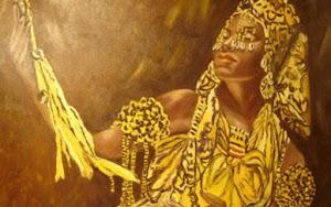 Filha de Oxum