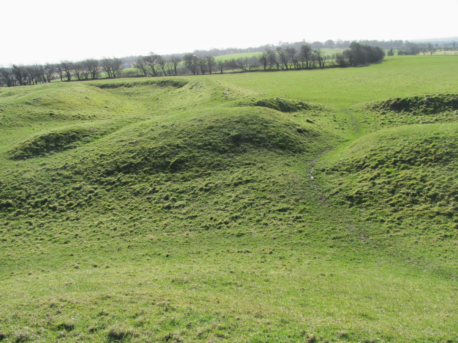 Hill of Tara, Co. Meath, Ireland