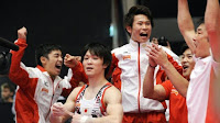 GIMNASIA ARTÍSTICA - Mundial masculino 2015 (Glasgow, Escocia). Uchimura alarga su hegemonía mundial