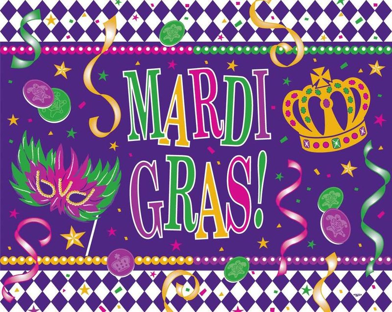 Musical Instrument Haven Mardi Gras And Haven Perfect Together