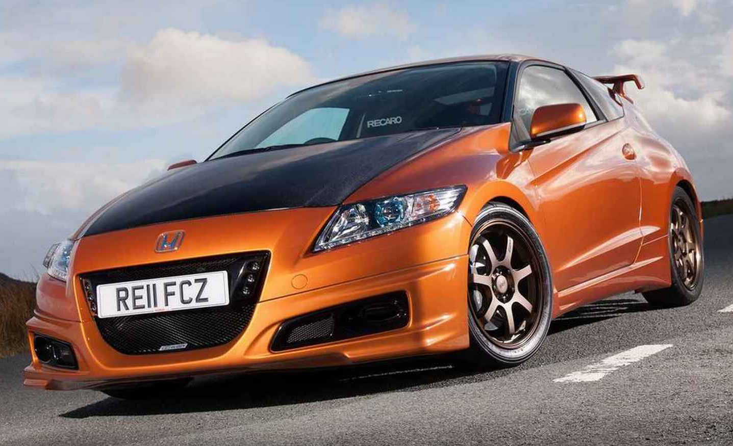 fiat car blog 2012 honda cr z mugen. Black Bedroom Furniture Sets. Home Design Ideas