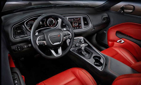 2015 New Dodge Challenger Price and Specification