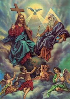Liturgia Dominical: Santíssima Trindade - Ano C - 26/05/2013