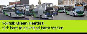 Norfolk Green Fleetlist