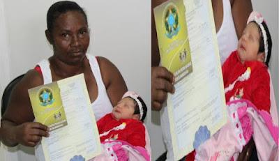 Maternidade de Amargosa está entre as primeiras da Bahia a emitir certidão de nascimento