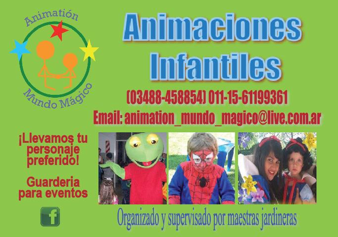 animaciones infantiles en zona norte