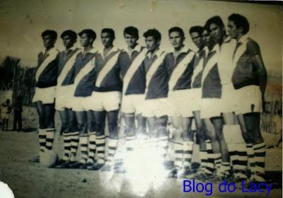 EQUIPE DE FUTEBOL DE LIMA CAMPOS EM 1968