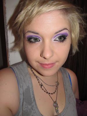 Maquillage... Sugarpill Bulletproof, Tako et Plum Poison